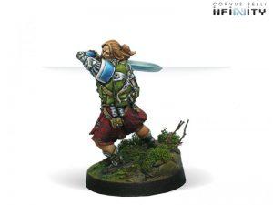 Corvus Belli Infinity  Ariadna William Wallace (EXP CCW) - 280142-0267 - 2801420002678