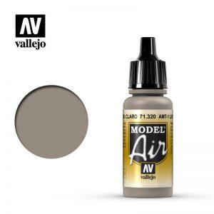 Vallejo   Model Air Model Air: AMT-1 Light Greyish Brown - VAL71320 - 8429551713207
