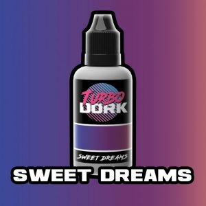 Turbo Dork   Turbo Dork Sweet Dreams Turboshift Acrylic Paint 20ml Bottle - TDSWECSA20 - 631145994901
