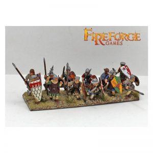 Fireforge Games   Medieval Era Foot Sergeants - FF004 - 2701850005563
