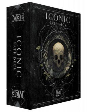 Wyrd Malifaux  Malifaux Essentials Iconic Fate Deck - WYR23029 -