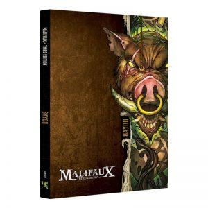 Wyrd Malifaux  Bayou Bayou Faction Book - M3e Malifaux 3rd Edition - WYR23017 - 9781733162760