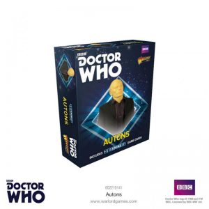 Warlord Games Doctor Who  Doctor Who Doctor Who: Autons - 602210141 - 5060393709602
