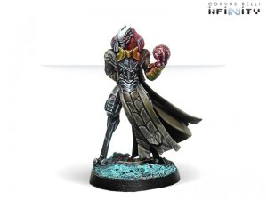 Corvus Belli Infinity  Combined Army Pneumarch of the Ur Hegemony (High Value Target) - 280685-0679 - 2806850006791