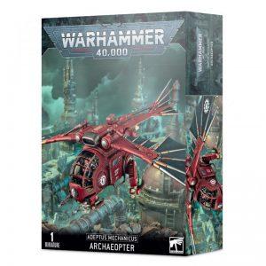 Games Workshop Warhammer 40,000  Adeptus Mechanicus Adeptus Mechanicus Archaeopter - 99120116039 - 5011921155996