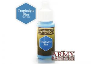The Army Painter   Warpaint Warpaint - Troglodyte Blue - APWP1458 - 5713799145801