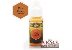 The Army Painter   Warpaint Warpaint - Fire Lizard - APWP1426 - 5713799142602