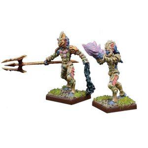 Mantic Kings of War  Trident Realm of Neritica Naiad Centurion or Envoy - MGKWR203 - 5060469660608