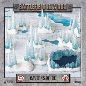 Gale Force Nine Dungeons & Dragons  D&D Extras D&D: Caverns of Ice Encounter Terrain - BB627 - 9420020252387