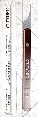 Games Workshop   Citadel Tools Citadel Mouldline Remover - 99239999069 - 5011921050154