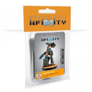 Corvus Belli Infinity  Non-Aligned Armies - NA2 Monstruckers (Boarding Shotgun) - 280752-0869 - 2807520008695