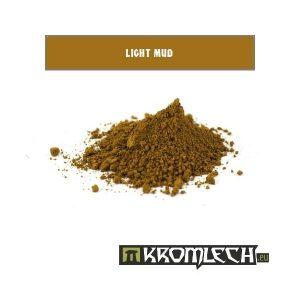 Kromlech   Weathering Powders Weathering Powder: Light Mud - KRMA012 - 5902216112131