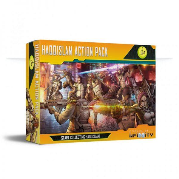 Corvus Belli Infinity  Haqqislam Haqqislam Action Pack - 281408-0844 - 2814080008447