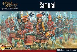 Warlord Games Pike & Shotte  SALE! Samurai - 202014004 - 5060393706946