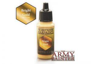 The Army Painter   Warpaint Warpaint - Bright Gold - APWP1144 - 5713799114401