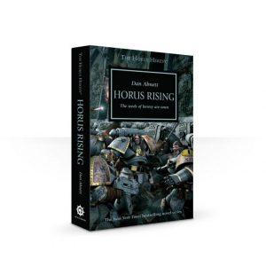 Games Workshop   The Horus Heresy Books Horus Rising: Book 1 (Paperback) - 60100181295 - 9781849707435