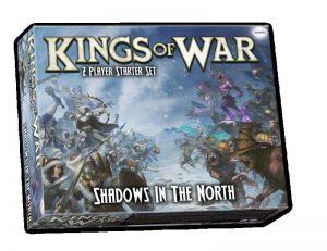 Mantic Kings of War  Kings of War Essentials Shadows in the North: Kings of War 2-player starter set - MGKWM102 - 5060469664712