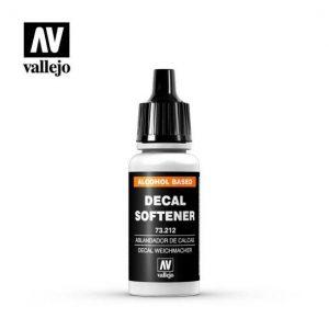 Vallejo   Vallejo Extras Vallejo Decal Softener - VAL73212 - 8429551732123