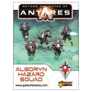 Warlord Games Beyond the Gates of Antares  SALE! Algoryn Hazard Squad - 502211002 - 5060393706618