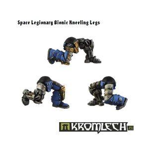 Kromlech   Legionary Conversion Parts Legionaries Bionic Kneeling Legs (6) - KRCB085 - 5902216110830