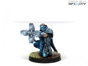 Corvus Belli Infinity  PanOceania Zulu-Cobra, Special Recon and Intervention Group (Jammer) - 281205-0749 - 2812050007490