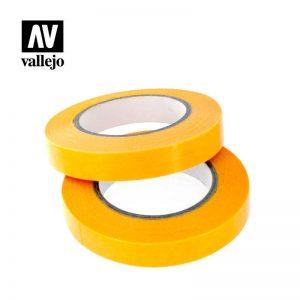 Vallejo   Vallejo Tools AV Vallejo Tools - Precision Masking Tape 10mmx18m Twin Pack - VALT07006 - 8429551930253