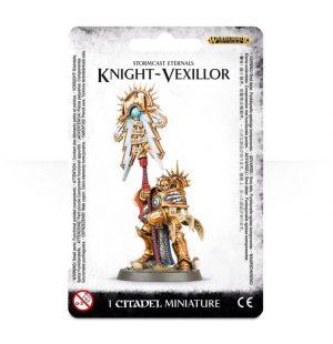Games Workshop (Direct) Age of Sigmar  Stormcast Eternals Stormcast Eternals Knight-Vexillor - 99070218002 - 5011921061235