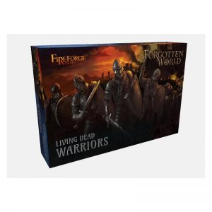 Fireforge Games   Forgotten World Living Dead Warriors - FFW201 - 2620000002019