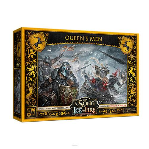 Cool Mini or Not A Song of Ice and Fire  House Baratheon A Song of Ice and Fire: Baratheon Queen's Men - CMNSIF806 - 889696011244