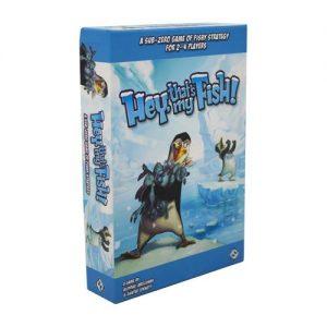Fantasy Flight Games Hey That's My Fish!  Hey That's My Fish! Hey That's My Fish! - FFGTY07 - 841333100186