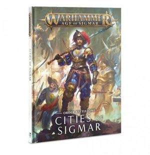 Games Workshop Age of Sigmar  Cities of Sigmar Battletome: Cities of Sigmar - 60030299003 - 9781788268264