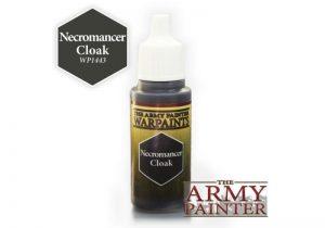 The Army Painter   Warpaint Warpaint - Necromancer Cloak - APWP1443 - 5713799144309