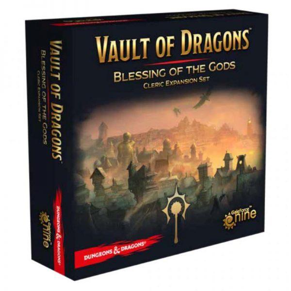 Gale Force Nine Dungeons & Dragons  D&D Decks D&D: Clerics Expansion - Blessing of the Gods - GFN74005 - 9420020242791