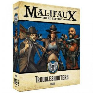 Wyrd Malifaux  Arcanists Troubleshooters - WYR23314 - 812152031982