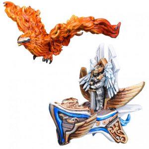 Mantic Kings of War Armada  Basileans Basilean Fliers Pack - MGARB301 - 5060469667164