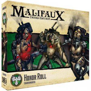 Wyrd Malifaux  Resurrectionists Honor Roll - WYR23207 - 812152032460