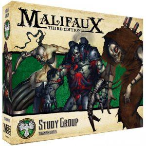Wyrd Malifaux  Resurrectionists Study Group - WYR23208 - 812152032477