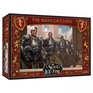 Cool Mini or Not A Song of Ice and Fire  House Lannister A Song of Ice and Fire: The Warrior's Sons - CMNSIF207 - 889696008954