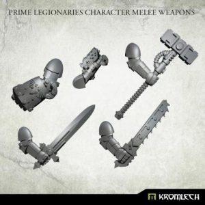 Kromlech   Legionary Conversion Parts Prime Legionaries Character Melee Weapons (5) - KRCB254 - 5908291070403