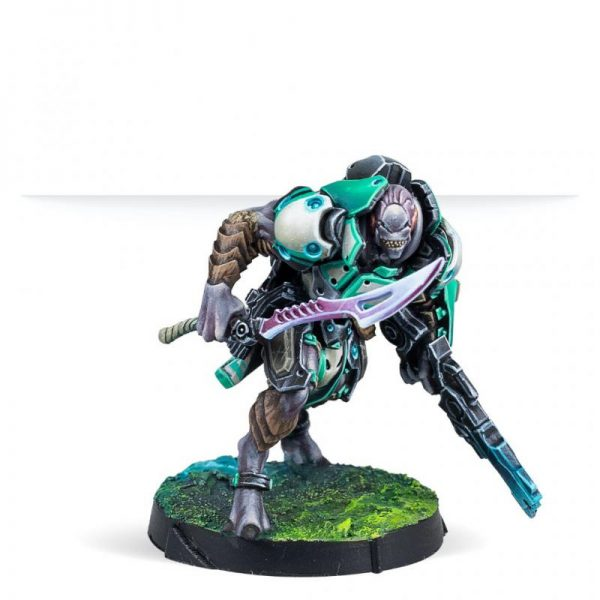 Corvus Belli Infinity  Non-Aligned Armies - NA2 NA2 Chaksa Longarms - 280753-0871 - 2807530008715