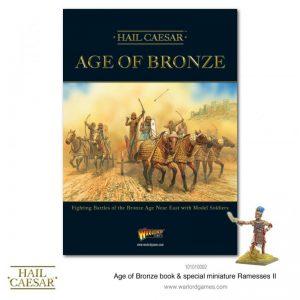 Warlord Games Hail Caesar  SALE! Hail Caesar: Age of Bronze - 101010002 - 9781911281498