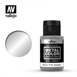 Vallejo   Metal Colour Metal Color - Aluminium 32ml - VAL77701 - 8429551777018