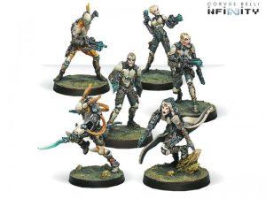 Corvus Belli Infinity  Tohaa Tohaa Starter Pack - 280901-0378 - 2809010003784
