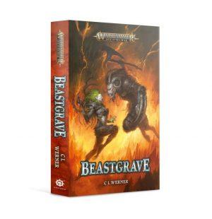Games Workshop   Age of Sigmar Books Beastgrave (paperback) - 60100281269 - 9781789990560