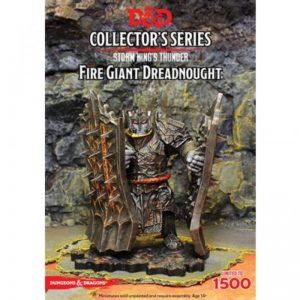 Gale Force Nine Dungeons & Dragons  D&D Miniatures D&D: Fire Giant Dreadnought - GFN71057 - 9420020237322