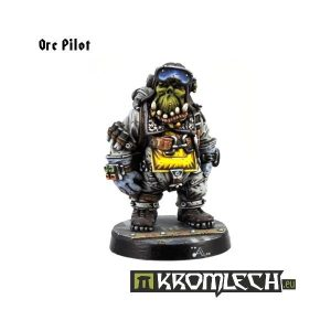 Kromlech   Orc Model Kits Orc Pilot - KRM021 - 5902216111462