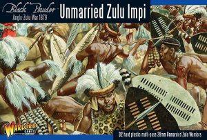 Warlord Games Black Powder  Anglo-Zulu War Anglo Zulu War Unmarried Zulu Impi - 302014604 - 5060393706472
