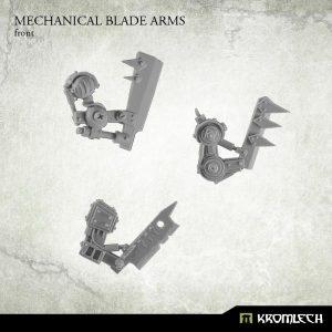 Kromlech   Orc Conversion Parts Mechanical Blade Arms (6) - KRCB156 - 5902216113459
