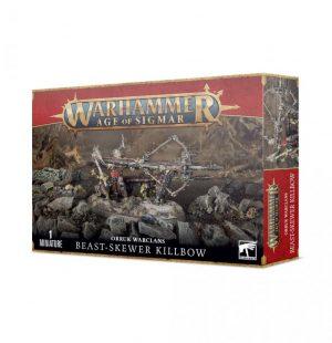 Games Workshop Age of Sigmar  Orruk Warclans Orruk Warclans Beast-skewer Killbow - 99120209072 - 5011921154241