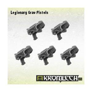 Kromlech   Legionary Conversion Parts Legionary Gravity Pistols (5) - KRCB128 - 5902216112834